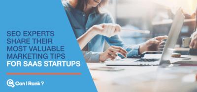 SaaS Marketing Tips for Startups